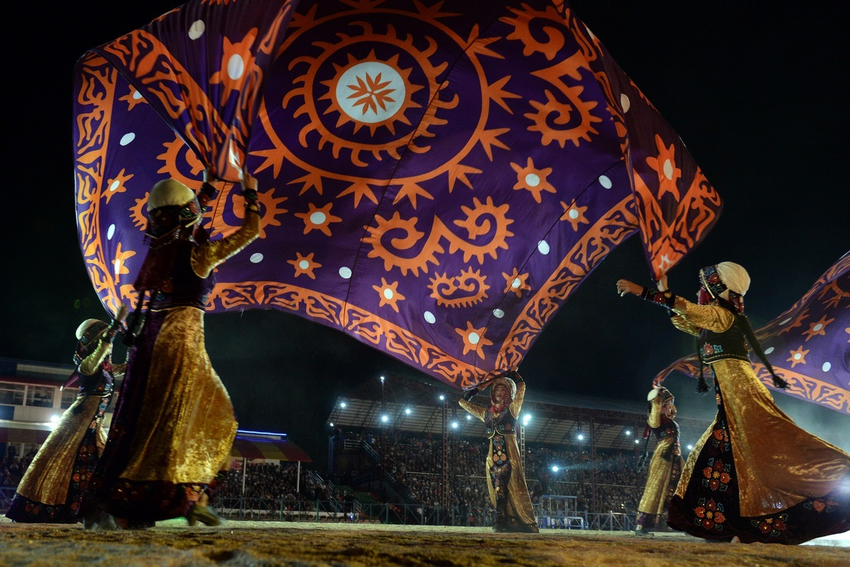Euronews Will Show a Clip about the World Nomad Games and Tourism in Kyrygyzstan