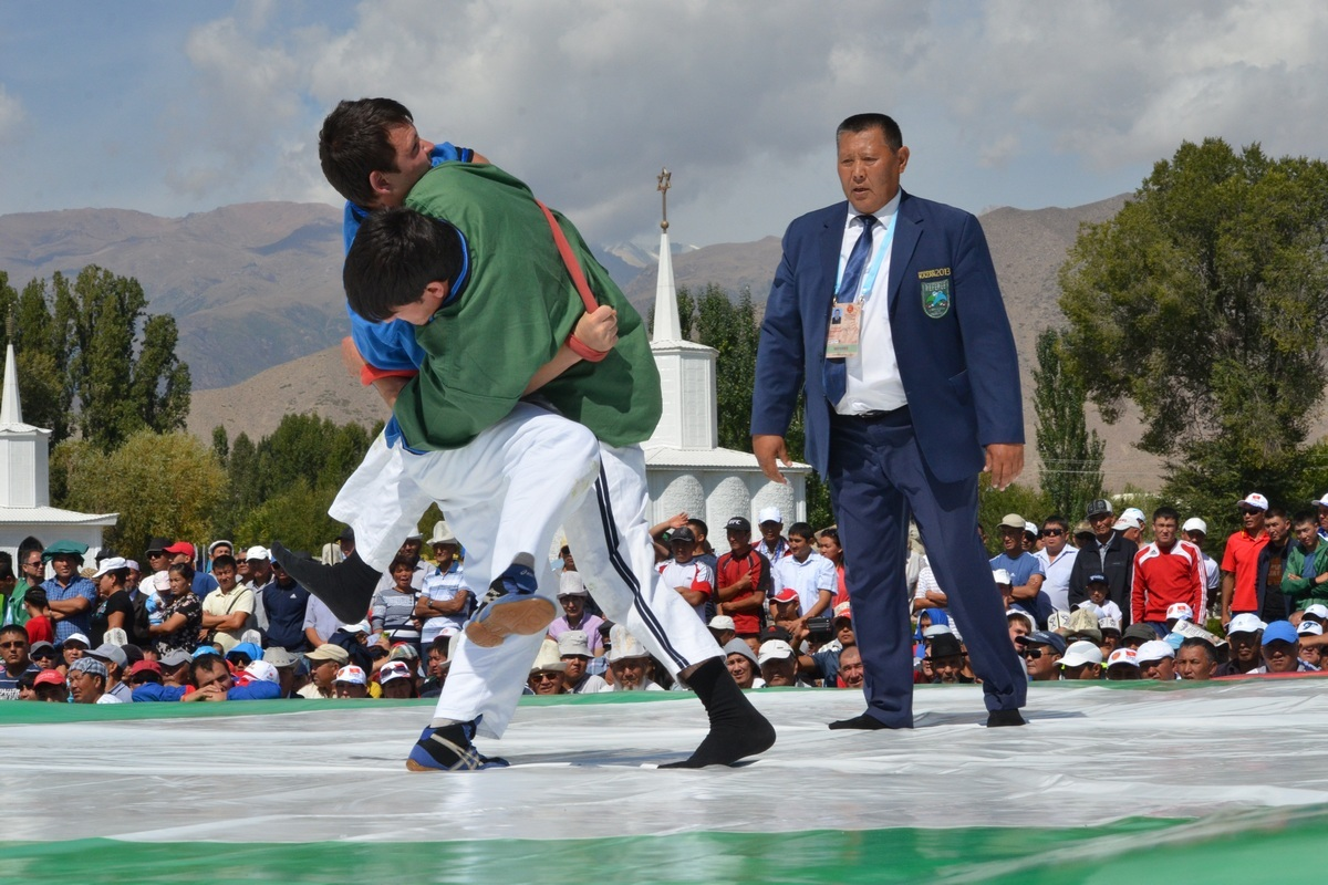 Sporting Delegation from Yakutia will Participate in the World Nomad Games