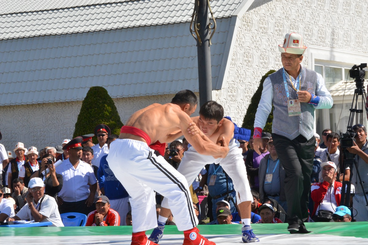 The Team of the Kyrgyz Republic for Kyrgyz Kurosh Has Been Chosen for the World Nomad Games