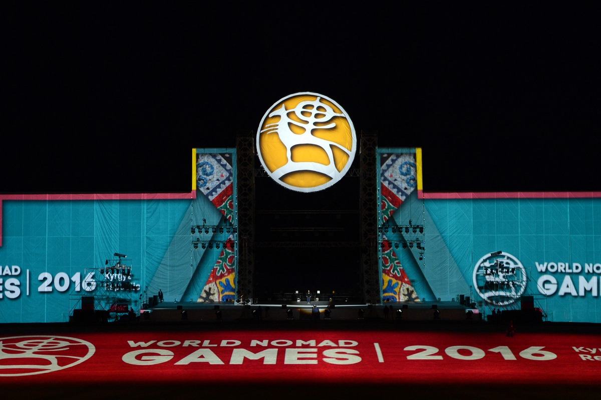 Domestic and Foreign Mass Media will Live Broadcast the Closing Ceremony of the World Nomad Games