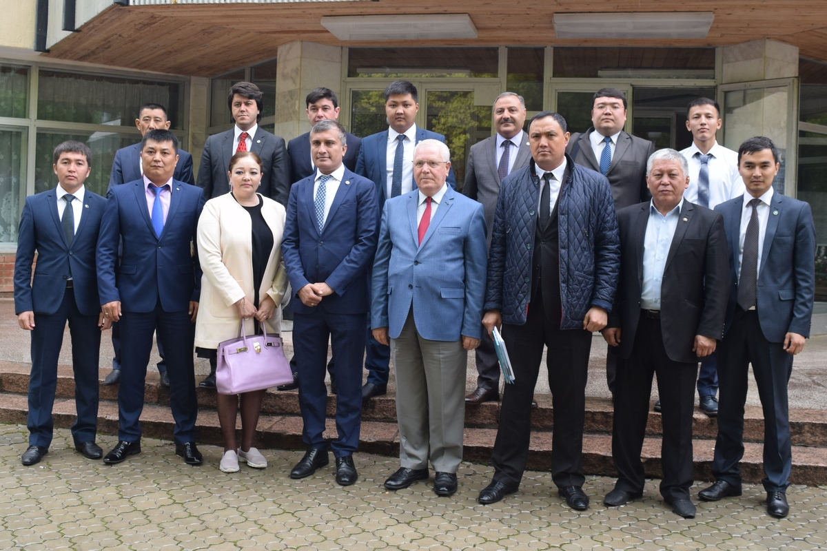 Seminar for Referees About Different Sports Held in Issyk-Kul