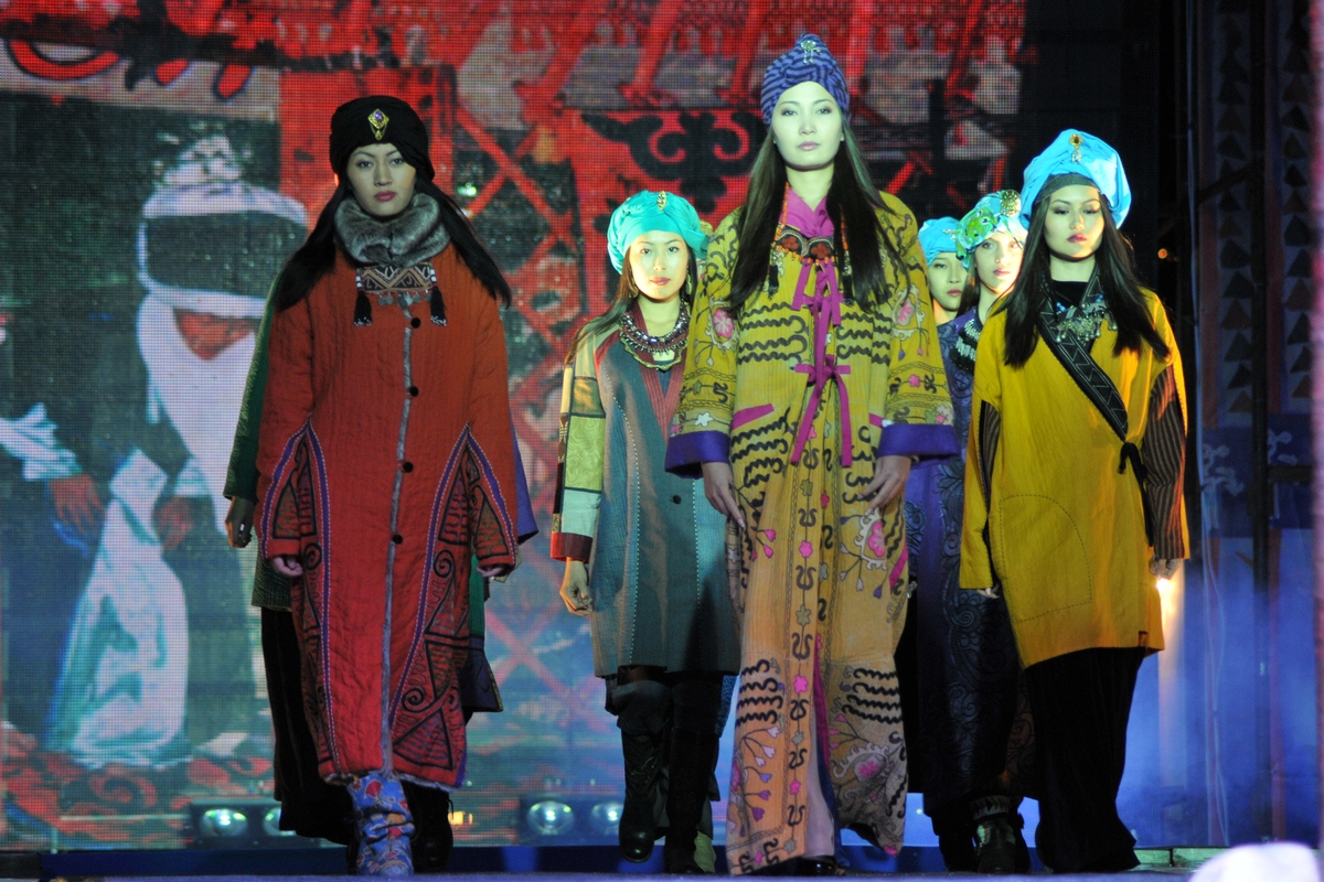 Country-wide Competitions in Ethno Fashion and Music will be Included in the World Nomad Games