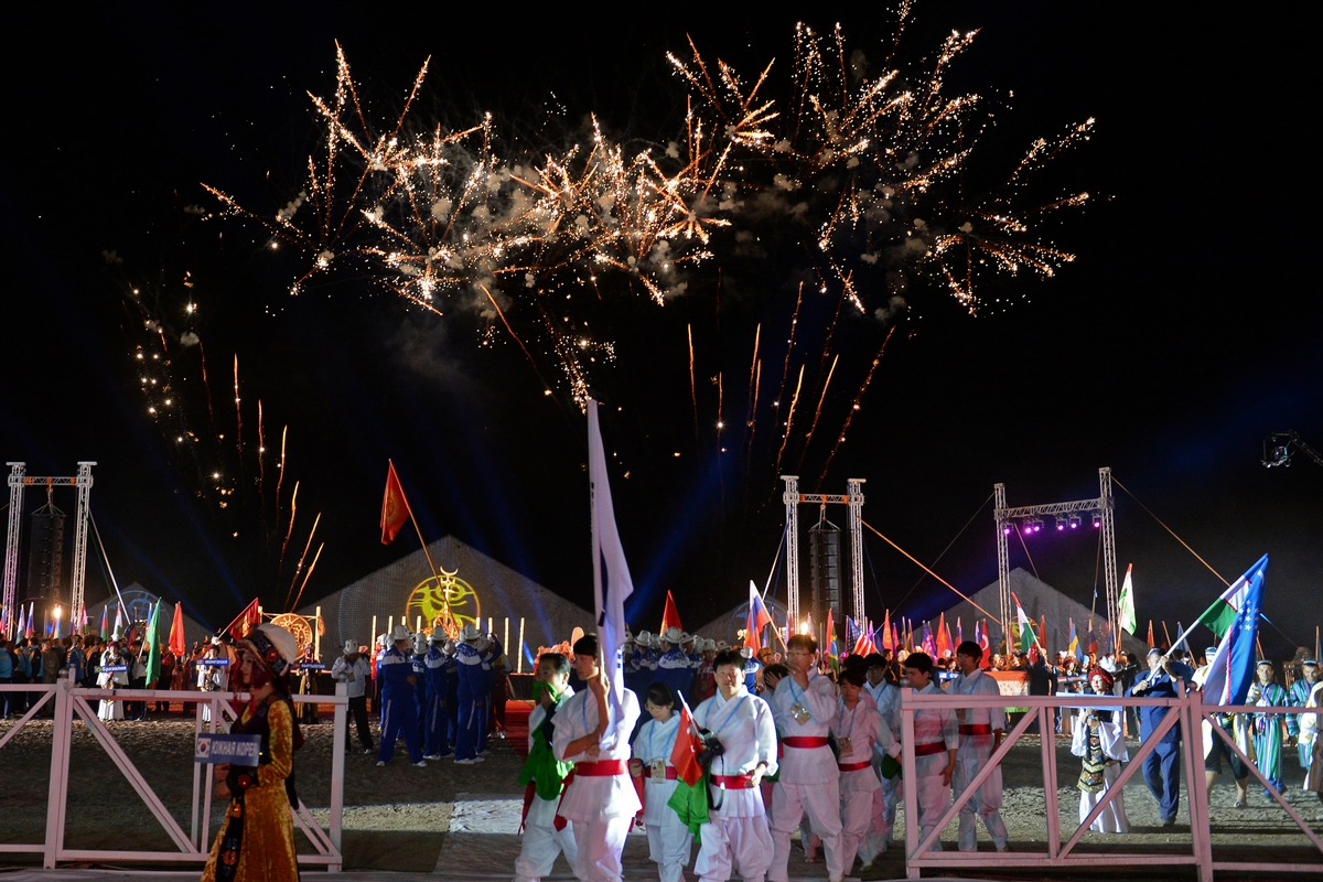 Iran was invited to the World Nomad Games