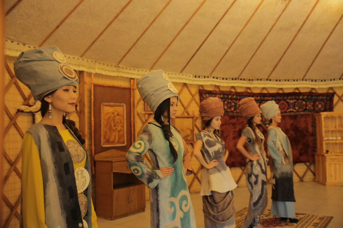 Winners Decided in Ethno-Contests in Fashion and Music as Part of the World Nomad Games