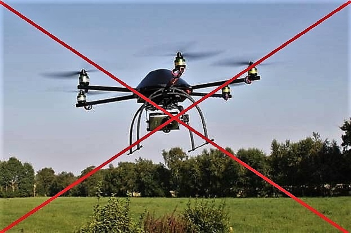 During the III World Nomad Games it is forbidden to launch copters and drones