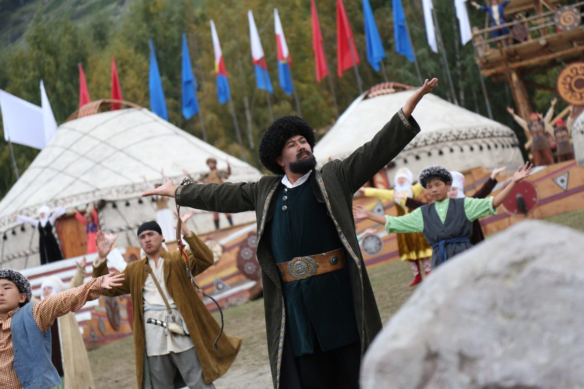 "Сompetitions in traditional art ""Kochmondordun turmushtuk oiundary"" will be held in Kyrchyn"